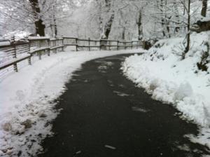 Strada Val Cichero