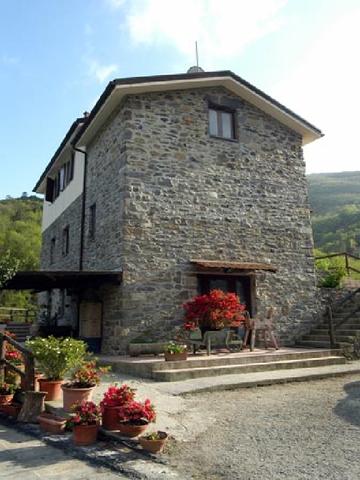 Agriturismo in Val Cichero